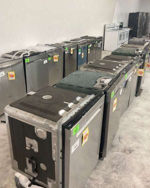 Stainless Dishwashers Whirlpool/LG/GE/SAMSUNG I7 for Sale in Dallas, TX