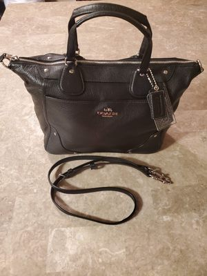 Coach Black purse for Sale in Phoenix, AZ