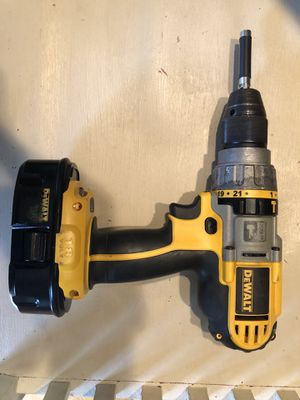 Dewalt Drill for Sale in Concord, VA