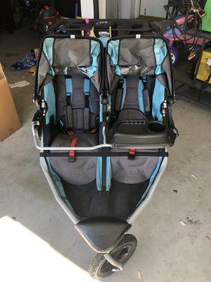 BOB double stroller. for Sale in Corona, CA