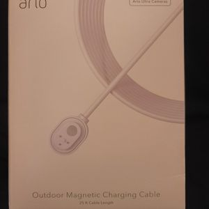 Arlo Outdoor Magnetic Charging Cable for Sale in Gaston, SC