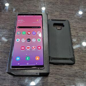 Unlocked samsung Galaxy Note 9 with Galaxy buds for Sale in Lynnwood, WA