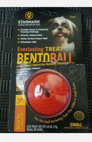 Starmark Everlasting Treat Bento Ball ( No Treat) Small Preowned for Sale in Rancho Cordova, CA