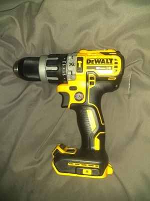 Dewalt xr brushless hammer drill tool only for Sale in Clayton, NC