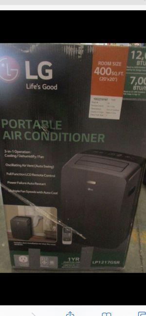 Portable air conditioner 12000 btu for Sale in Peoria, AZ