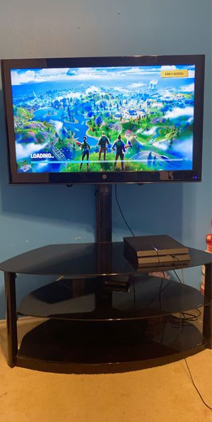 westinghouse 50 inch with tv stand for Sale in Houston, TX