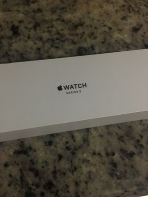 Apple Watch series 3 for Sale in Lehigh Acres, FL
