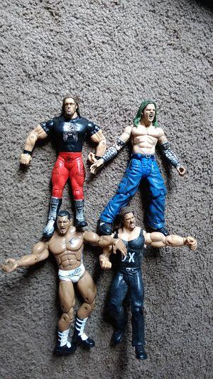 WWF wrestlers for Sale in Hastings, NE