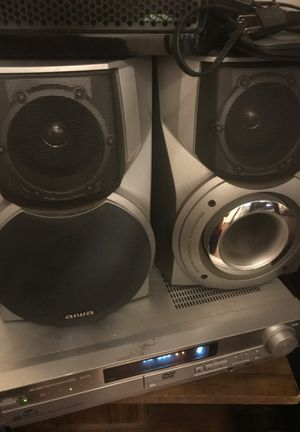 Speakers and dvd house sound system for Sale in Orlando, FL