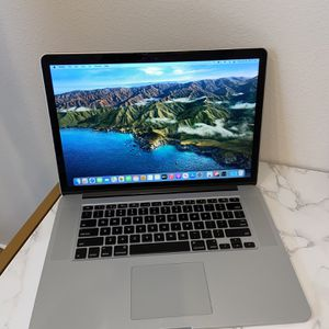2014 MacBook Pro 15' Retina Display 256GB SSD for Sale in Vancouver, WA