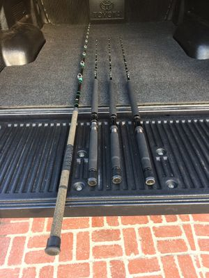 Factory Calstar GFTR 760L Fishing Rod Pole for Sale in Fullerton, CA