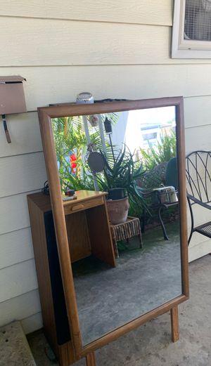 Dresser mirror Willing to trade for Sale in Glendora, CA