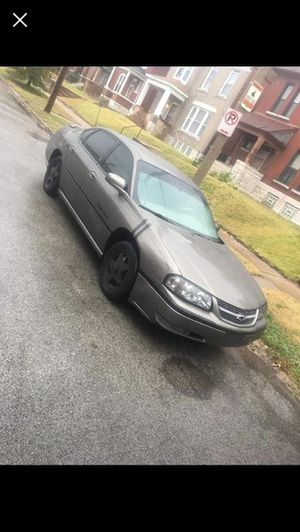 2001 CHEVY IMPALA SERIOUS INQUIRES ONLY !!! for Sale in St. Louis, MO