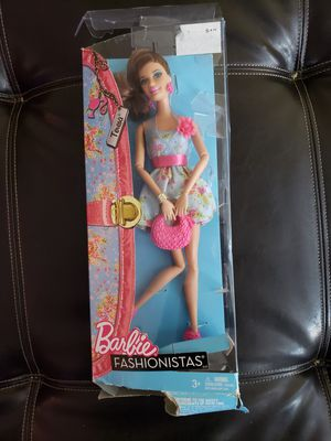 Barbie fashionista teresa 2012 for Sale in West Covina, CA