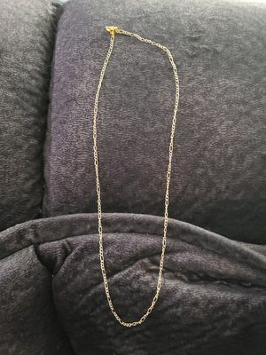 18kt Gold Filligree Necklace for Sale in Allendale, MI