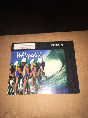 SONY ICD-WFT1 WAVpedal transcribing hardware/software package for Sale in New Orleans, LA