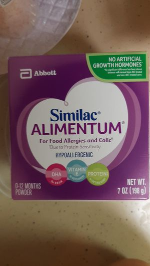 Similac Alimentum 7 cans for Sale in Lilburn, GA