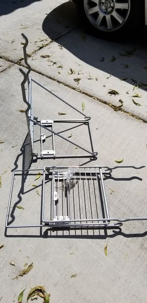 Folding Bike rack w/shelf for Sale in Las Vegas, NV