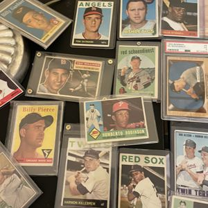 Vintage Baseball Card Lot - 28 Cards From 50's And 60's for Sale in Decatur, GA