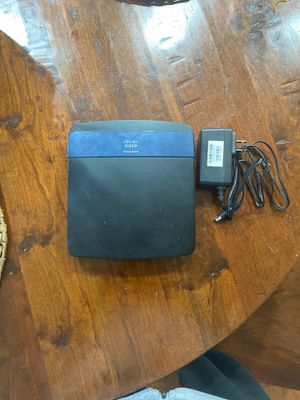 Cisco Linksys E3200 Router for Sale in Ashburn, VA