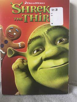 Shrek The Third for Sale in Powder Springs,  GA
