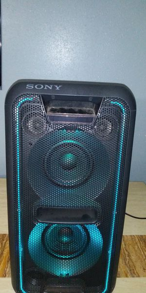 Sony Bluetooth speaker. for Sale in Orange, TX