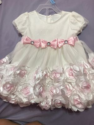 12 month baby girl flower dress for Sale in San Antonio, TX
