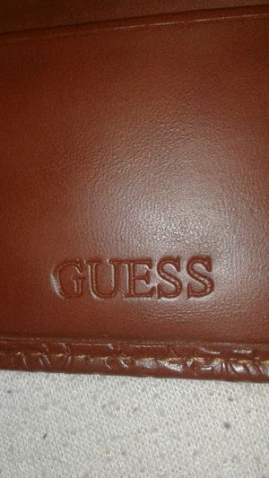 Wallet guess brand new 10/10 for Sale in Wichita, KS
