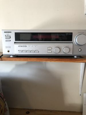 Kenwood audio-video surround receiver for Sale in Temecula, CA