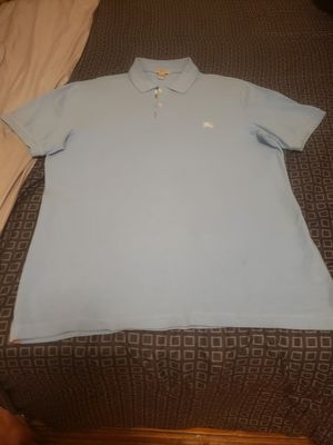 Burberry polo for Sale in Chicago, IL