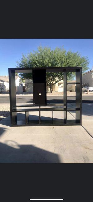 Entertainment center for Sale in Maricopa, AZ