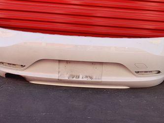 2009-2016 BMW E89 Z4 35i Roadster ALPINE WHITE REAR BUMPER ORIGINAL OEM for Sale in Commerce,  CA
