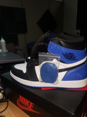 Jordan 1 x Fragment for Sale in East Cleveland, OH
