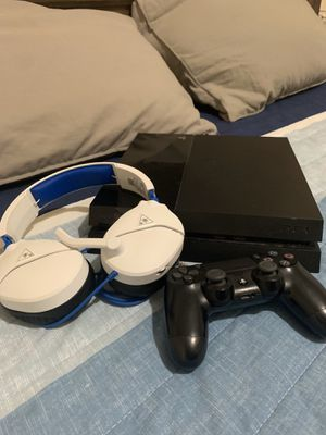Ps4 FOR SALE for Sale in Grand Prairie, TX