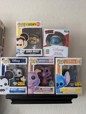 Disney Funko Pops for Sale in Everett, WA