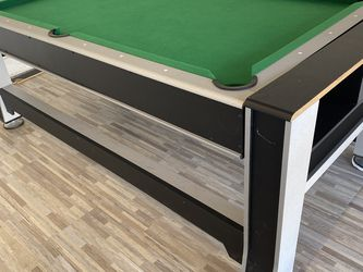 Full Size Pool Table And Air Hockey Table for Sale in Costa Mesa,  CA