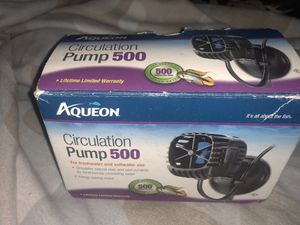 Circulation pump 500 for Sale in Santa Monica, CA