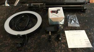 Selfie Ring Light Tripod Kit for Sale in Charlotte, NC