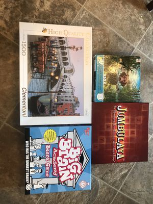 Games and puzzles for Sale in Kennewick, WA