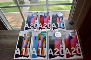 Brand New Samsung Galaxy A Series Unlocked + Samsung Warranty for Sale in Alexandria, VA