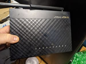 ASUS RT-AC68U AC1900 Dual Band Gigabit Wi-Fi Router for Sale in Austin, TX