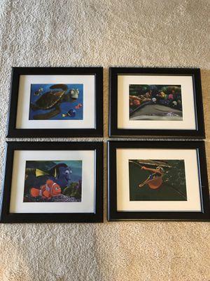 Disney Pixar finding Nemo prints for Sale in Round Rock, TX