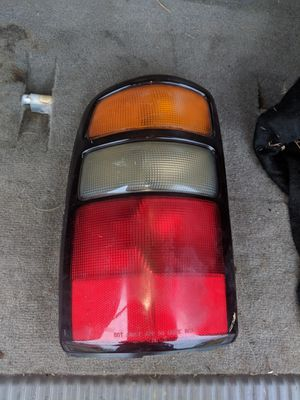 Chevy Tahoe driver's side taillight lens for Sale in Shelbyville, TN