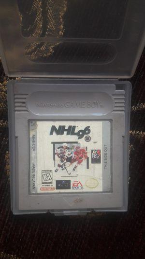 Nintendo game boy/super Nintendo National Hockey League 96 for Sale in San Diego, CA