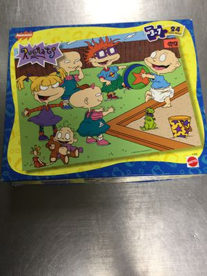 Rug rats puzzle for Sale in Marlboro Township, NJ