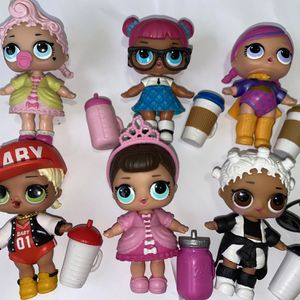Lol Dolls Series 1 Lot Of 6 for Sale in Gresham, OR