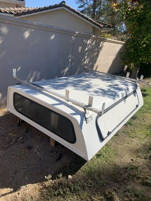 Camper Shell for 1st gen(00-06) Tundra 8ft bed for Sale in Escondido, CA