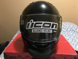 Icon Alliance new helmet for Sale in Wenatchee, WA