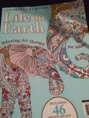 Coloring book for adults for Sale in Ridley Park, PA
