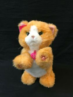 Hasbro FurReal Friends Daisy Plays With Me Kitty Cat Interactive - NO BOX for Sale in Tustin,  CA